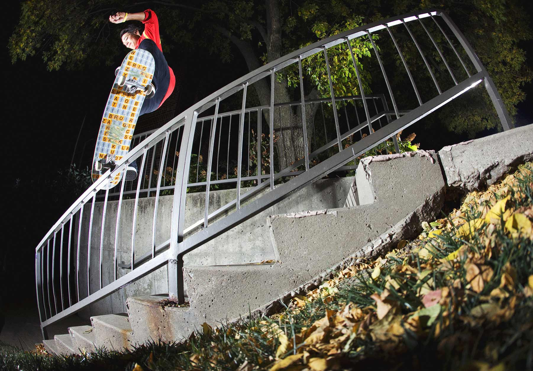 Sean Malto Switch Nosegrind