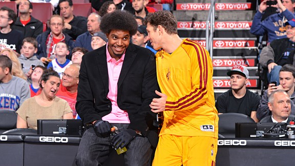 NBA -- Philadelphia 76ers and latest Andrew Bynum setback