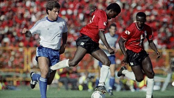 USA Soccer 1989
