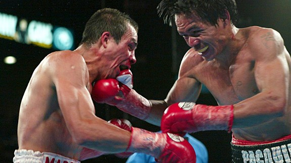 The first Pacquiao-Marquez installment produced the most divergent scorecards in the entire series.