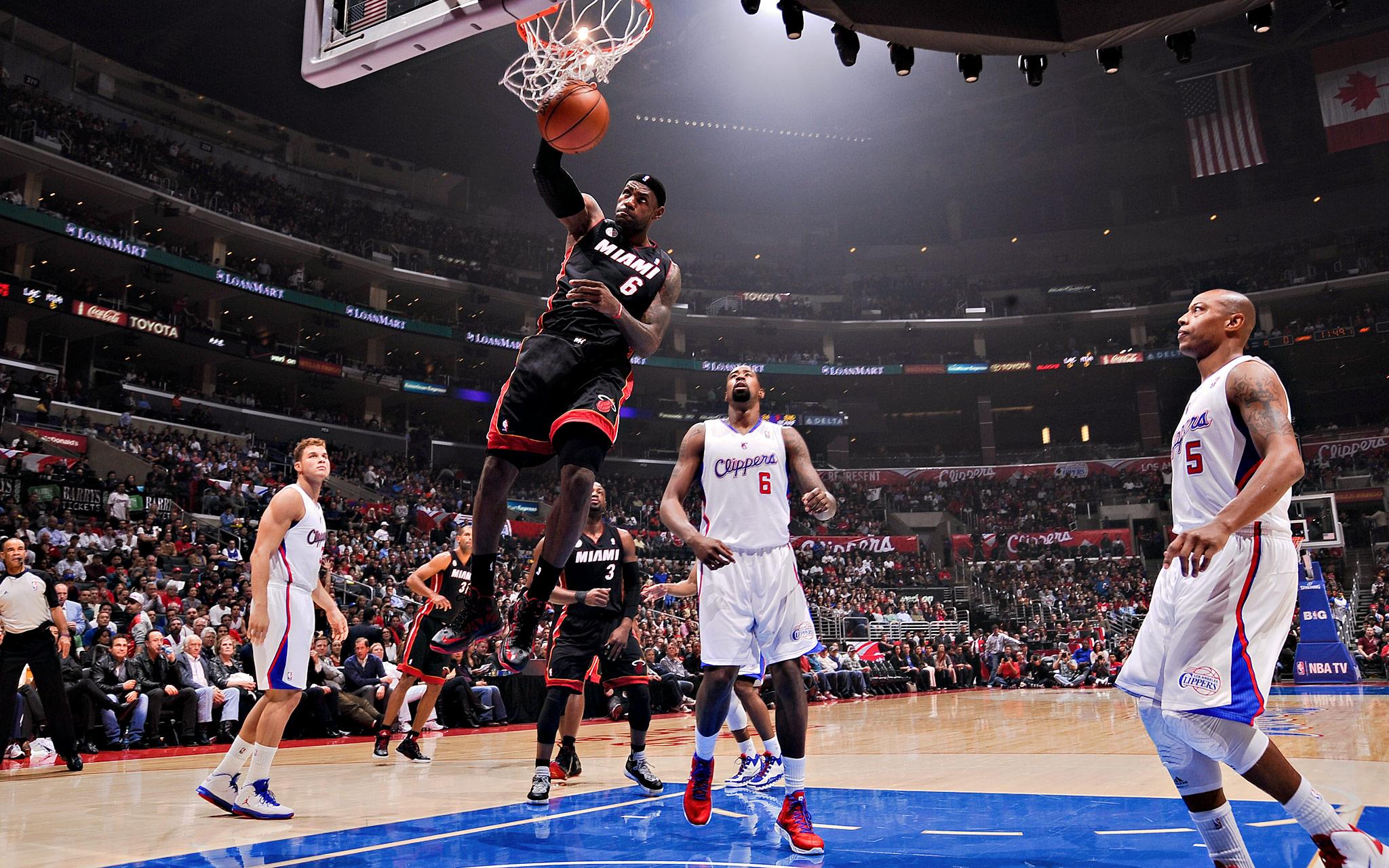 James Jam - NBA Weekly Wrap November 18, 2012 - ESPN
