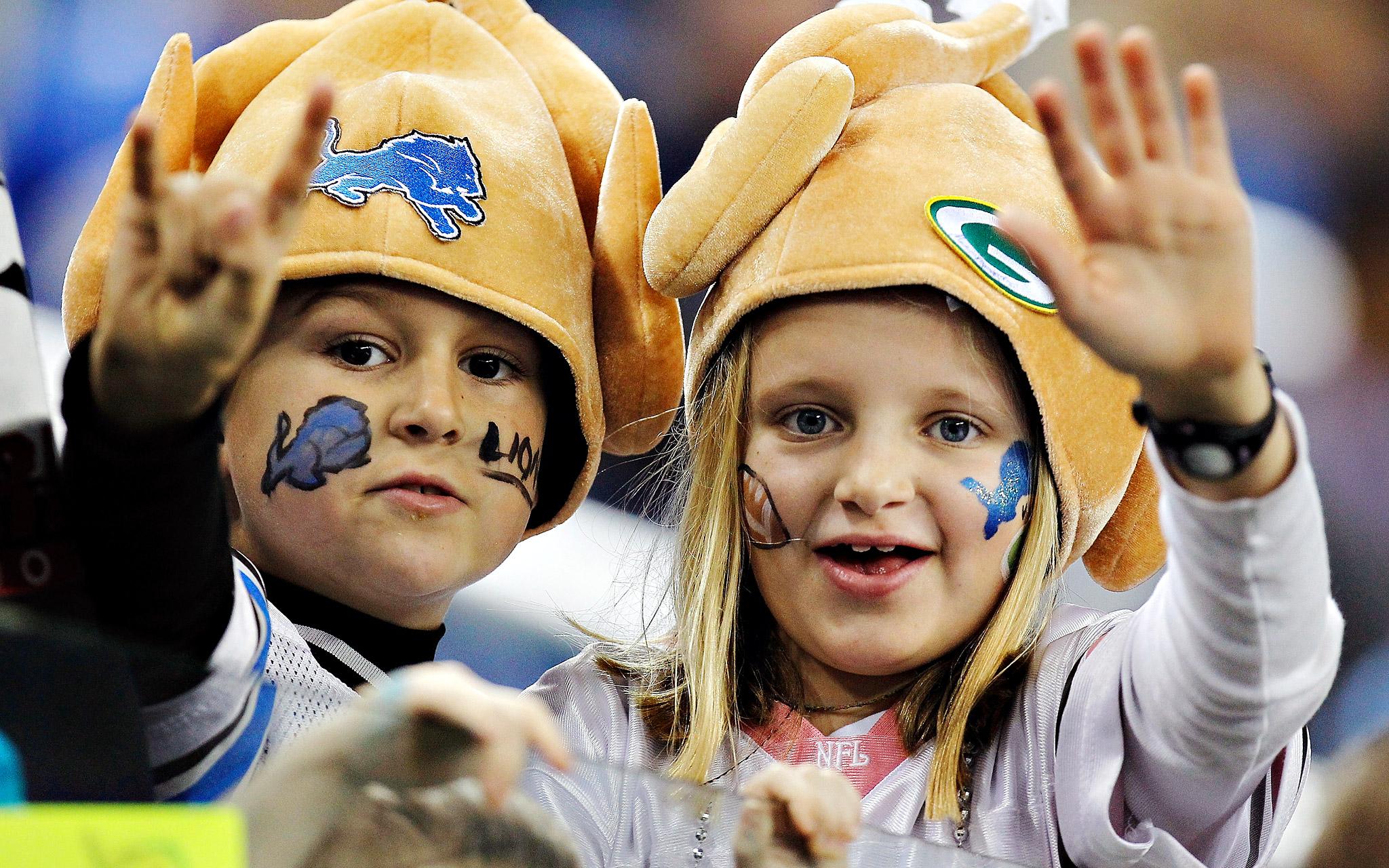 Pint-Sized Fans