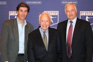 Michael Weiner, Donald Fehr & Marvin Miller