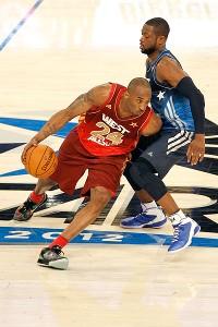 Kobe Bryant and Dwyane Wade