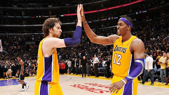Gasol/Howard