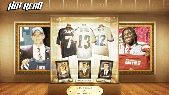 Garber: Credentials of the QB class of 2012