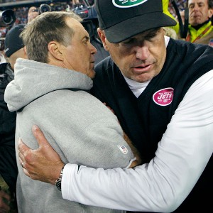 Rex Ryan, Bill Belichick