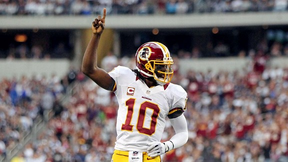 Could RG3 be MVP?: The young man, who will not turn 23 until af…