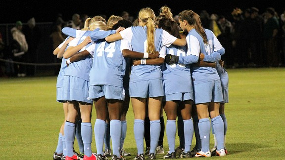 The Tar Heels are headed to the College Cup for the 26th time and have a chance to win their 21st NCAA title.