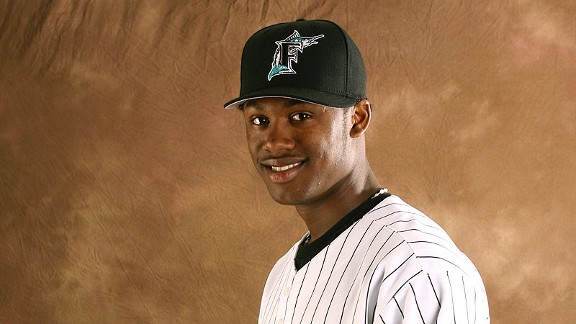 Hanley Ramirez with the Florida Marlins
