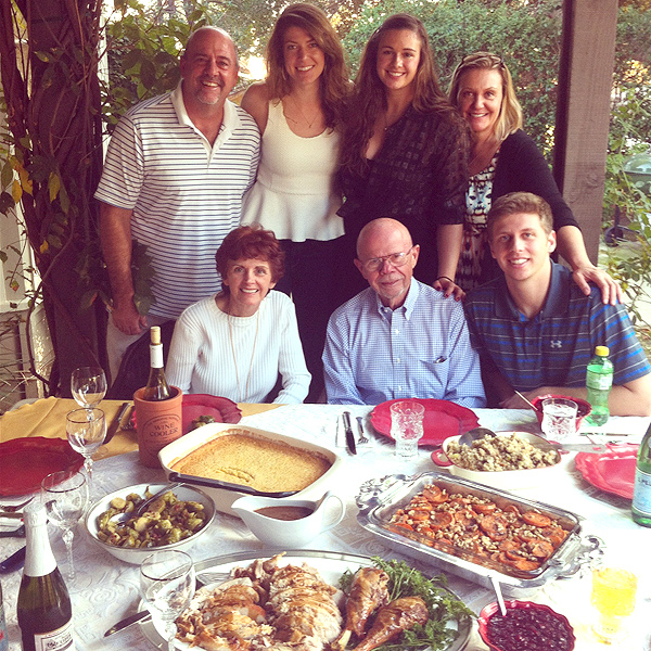 Young Thanksgiving