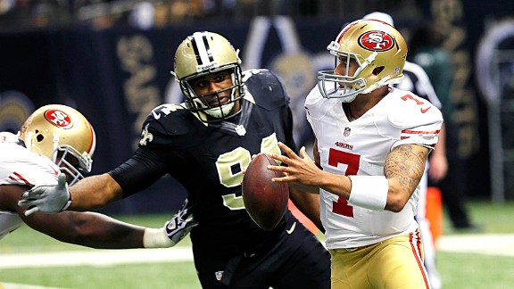 Victory trumps QB confusion for 49ers