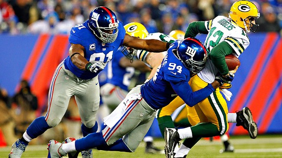 Motivated Giants still the East's beasts