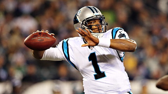 Cam Newton poised for breakout year