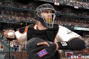The Show Buster Posey