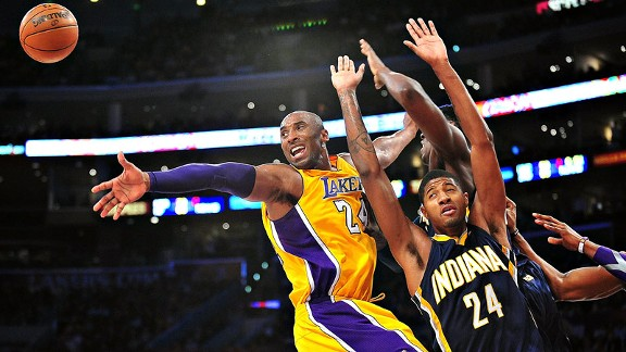 Lakers/Pacers