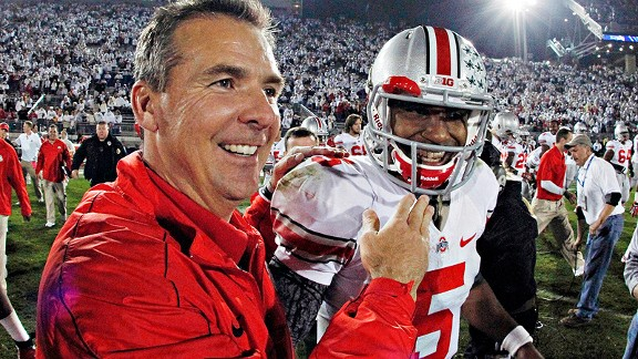 Urban Meyer is ready to turn the reins of the Ohio State offense back to Braxton Miller against Wisconsin.