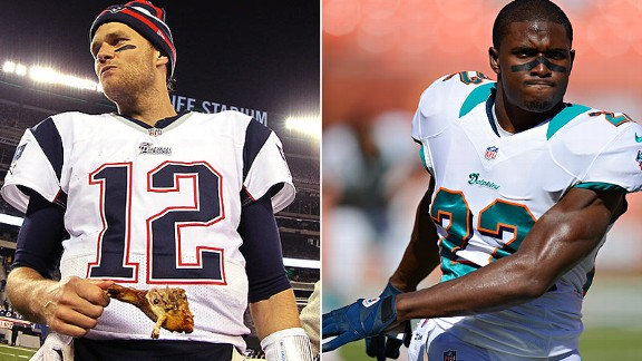Double Coverage: Patriots at Dolphins