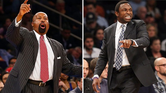 Mike Woodson, Avery Johnson
