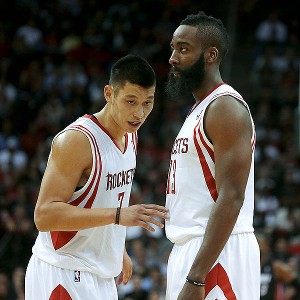 Jeremy Lin, James Harden