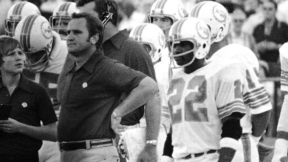 Don Shula, Mercury Morris