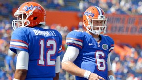 Jacoby Brissett, Jeff Driskel
