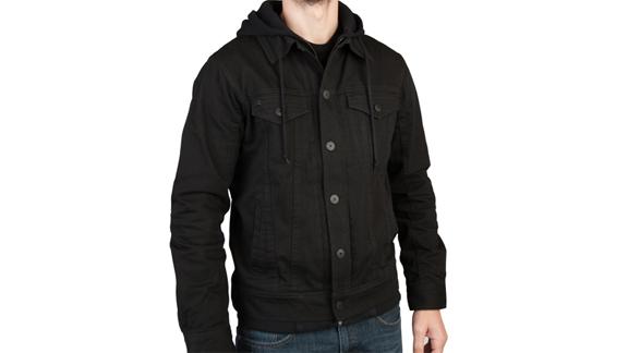 Fox's new Dunkirk jacket.