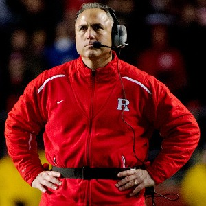 Rutgers coach Kyle Flood