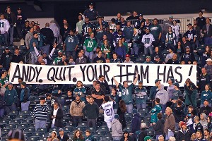 Eagles fans