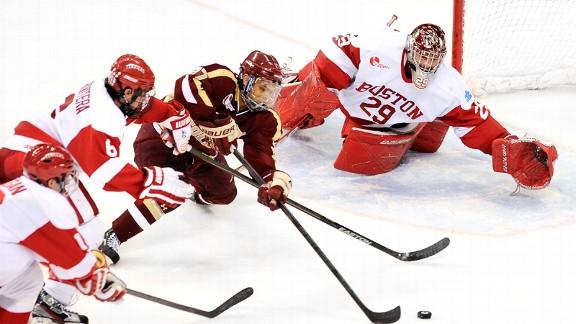 Hockey East: League Quarterfinals Preview