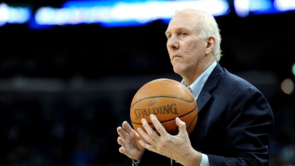 Gregg Popovich