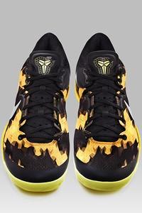 Kobe's Kobe 8 shoe from Nike