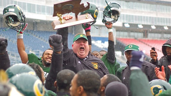 Cathedral football wins D4A Super Bowl