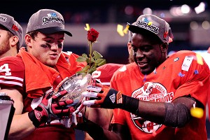 Chris Borland, Montee Ball