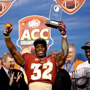 Florida State's James Wilder, Jr.