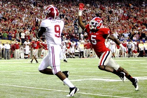 Amari Cooper, Damian Swann