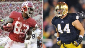 Alabama/Notre Dame