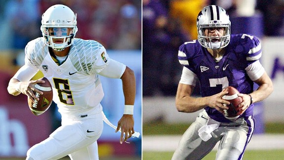 Oregon/Kansas State