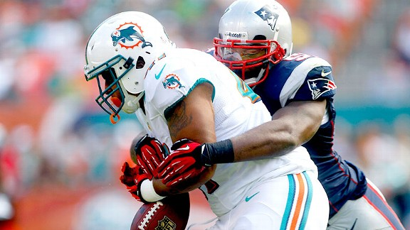 Patriots Grind Out A Win Vs Miami