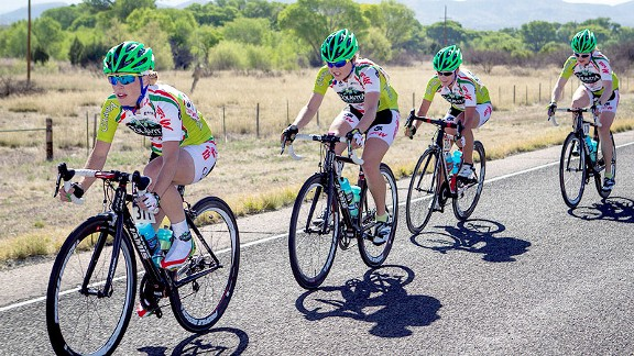 Colavita has had 12 Olympians on its team in 13 years of sponsoring women's cycling.