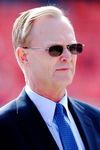 John Mara is negotiating through the media