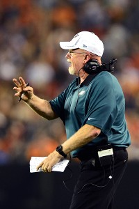 Eagles got sick of Jim Washburn's 'act'