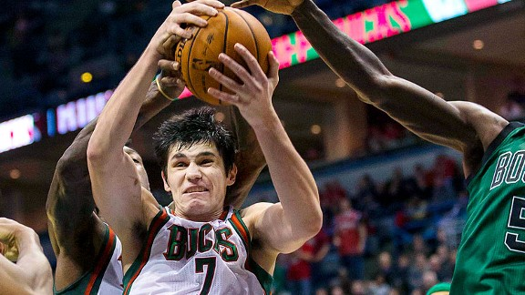 Ersan Ilyasova 