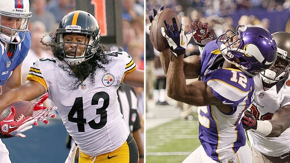 Polamalu-Harvin