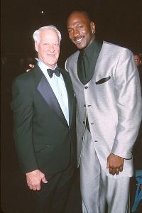 Gordie Howe, Michael Jordan
