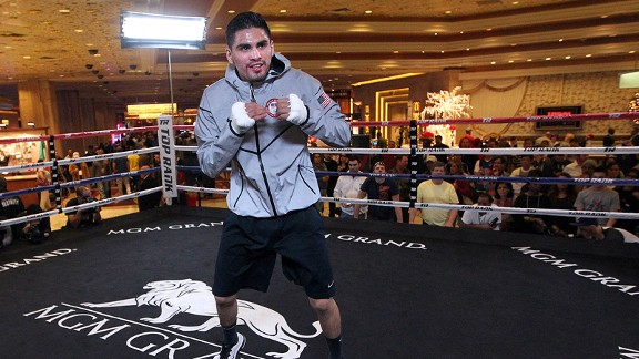Jose Ramirez at MGM