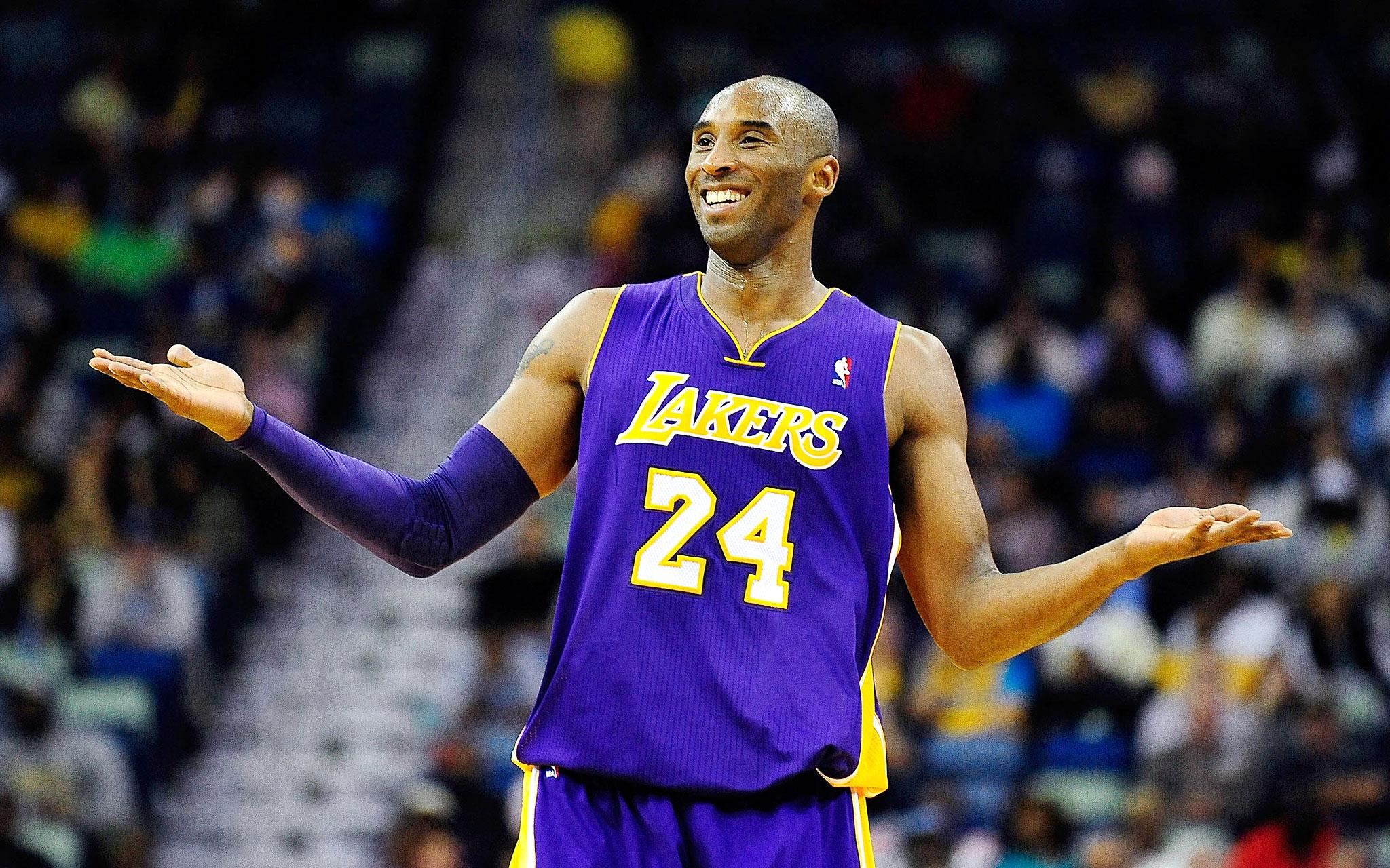 Cool Hand Kobe