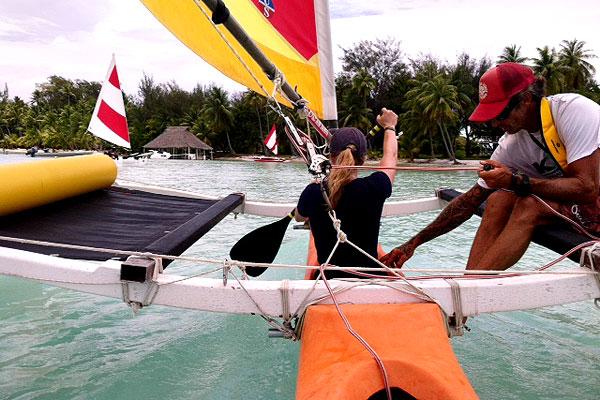 IronMana Canoe