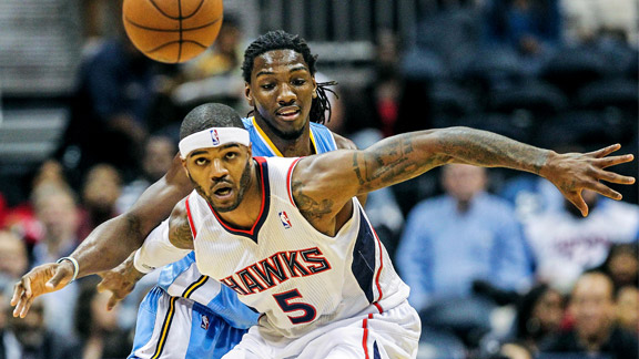 Josh Smith, Kenneth Faried