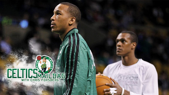 Avery Bradley, Rajon Rondo